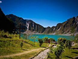 MT PINATUBO TOUR-PHP 1600/PERSON-NO TRANSFER AND PHP 2050/PERSON-WITH VAN TRANSFER STARTING TOURPACKAGES