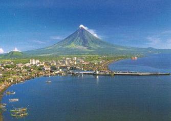 Mt. Mayon