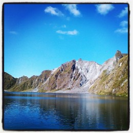MT PINATUBO TOUR STARTING RATE-STARTING RATE PHP 2050/PERSON-FROM CLARK-ANGELES CITY OR TARLAC CITY WITH VANTRANSFER