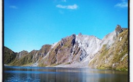 MT PINATUBO TOUR STARTING RATE-STARTING RATE PHP 2050/PERSON-FROM CLARK-ANGELES CITY OR TARLAC CITY WITH VAN TRANSFER