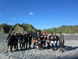 MT. PINATUBO PUBLIC/SHAREDTOUR-PHP1350-WEEKEND TOUR-WITHOUT MANILA/CLARK TRANSFER