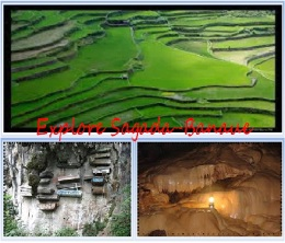 BANAUE-SAGADA PUBLIC TOUR PACKAGES-PHP3650-4500-WITH MANILA/CLARK TRANSFER-WITHACCOMMODATION