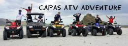 PINATUBO TOUR-ATV RIDES-AS LOW AS PHP 1000-PINATUBO LAHARTRAILS