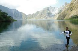 MT PINATUBO TOUR PACKAGES-ANY DAY TOUR-WITHOUT OR WITHOUT VAN TRANSFER -AS LOW AS 1150 -2050 PER PERSON