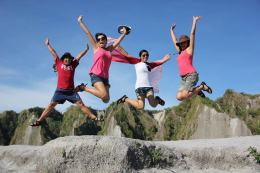 ALL PINATUBO TOUR PACKAGES-ALL IN-PHP 1525-1650-1900-1950-2150-2250-2450-VIA BOTOLAN ZAMBALES ROUTE AND CAPAS TARLAC ROUTE WITH FREE VAN TRANSFER AND WITHOUTTRANSFER