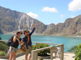 PINATUBO SHARED TOUR- WEEKEND TOUR ONLY-PHP 1800/PERSON ( MINIMUM OF 2 PERSONS )-NO VAN TRANSFER-TRAVEL DATE JULY 2018 TO MAY 2019