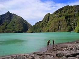 MT PINATUBO TOUR STARTING RATE-STARTING RATE PHP 2150/PERSON-FROM MANILA OR SUBIC WITH VANTRANSFER